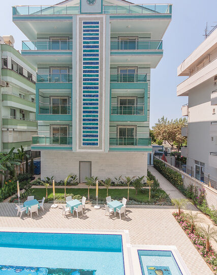 Beautiful residential complex for sale