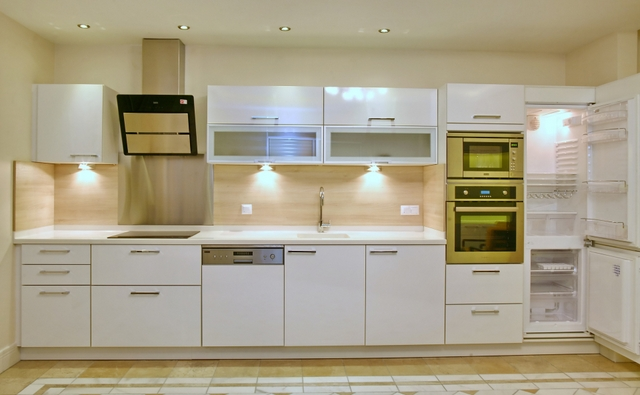 practical and well appointed kitchen