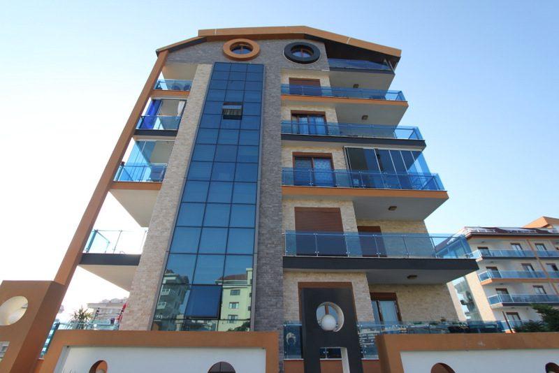 mieszkanie na wynajem w Alanyi, w nowoczesnym budynku