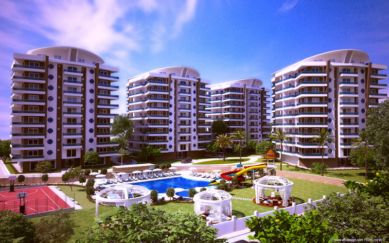 Alanya beautiful property for sale